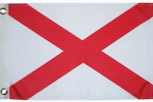 "Alabama 12"" x 18"""