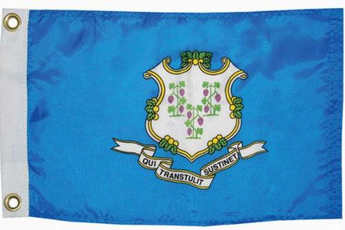 """Connecticut 12"""" x 18"""""""