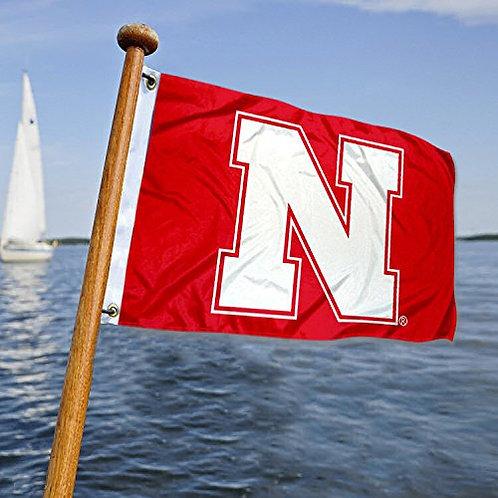 """Nebraska Huskers 12"""" x 18"""""""