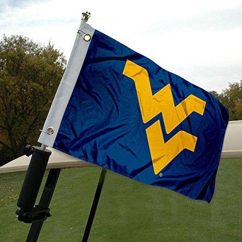"West Virginia University 12"" x 18"""