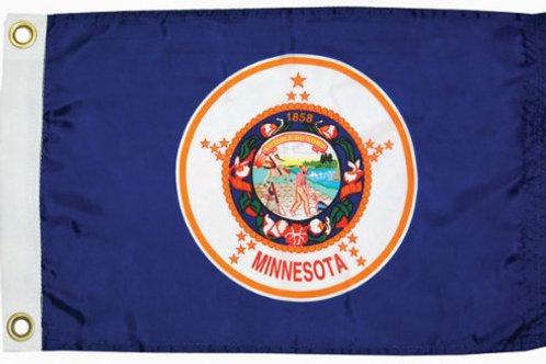 "Minnesota 12"" x 18"""