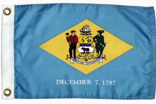 """Delaware 12"""" x 18"""""""