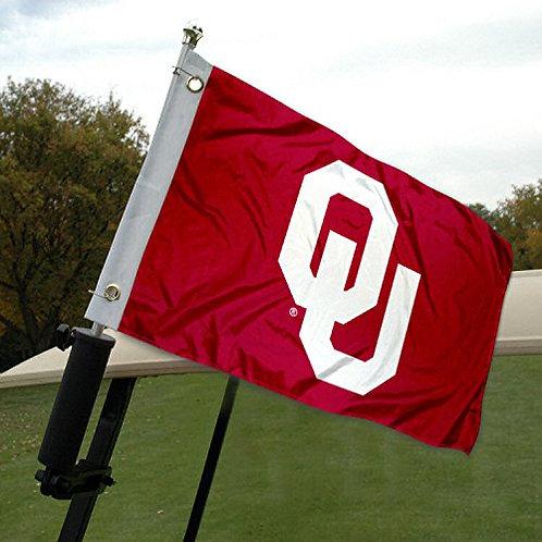 """Oklahoma 12"""" x 18"""""""