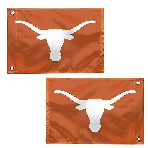 "Texas Longhorns 12"" x 18"""