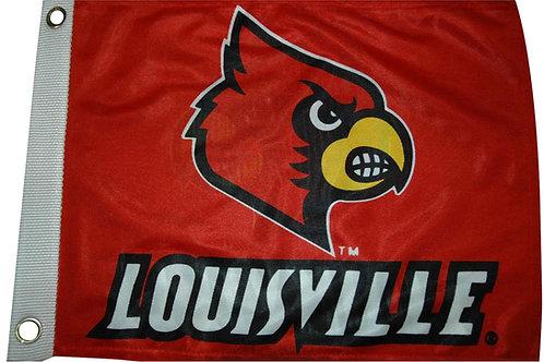 """Louisville Cardinals 12"""" x 18"""""""
