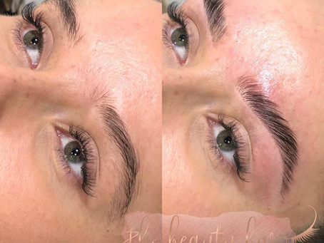 Thinking of getting certified in Brow Lamination?
