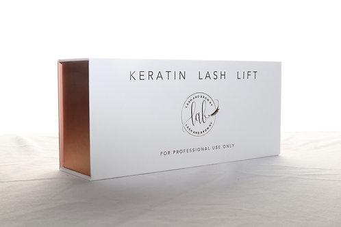 Keratin Lash Lift Kit