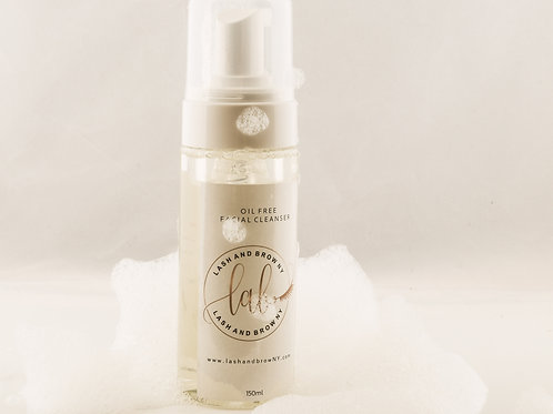 Oil Free Facial Cleanser