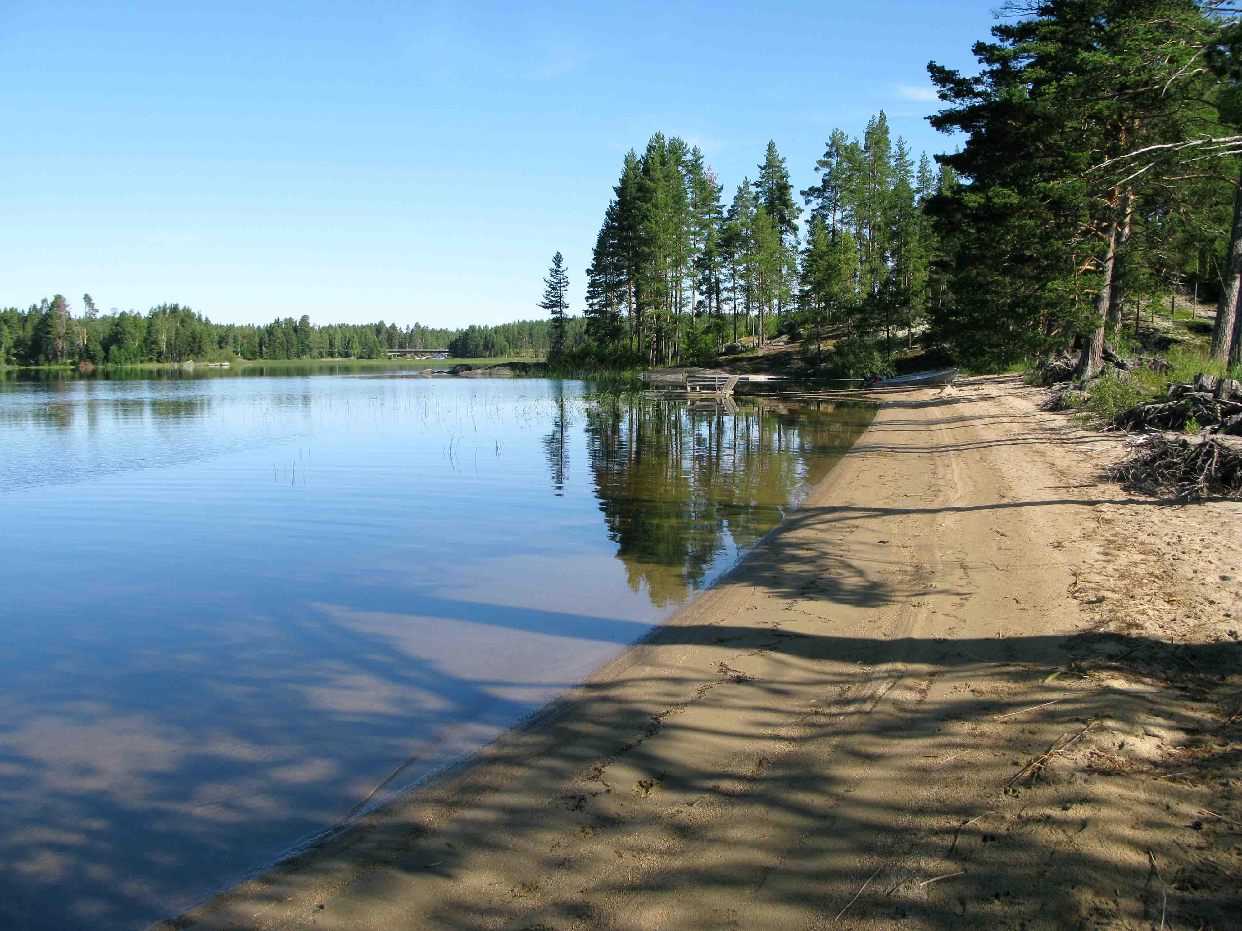 Alan Albacken jakt och fiskecamp