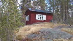 Täckelsjöstugan - Gimån - Albacken