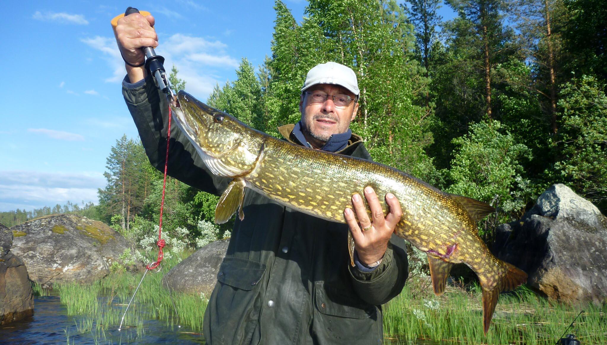 Gäddfiske - Albacken Jakt & Fiske
