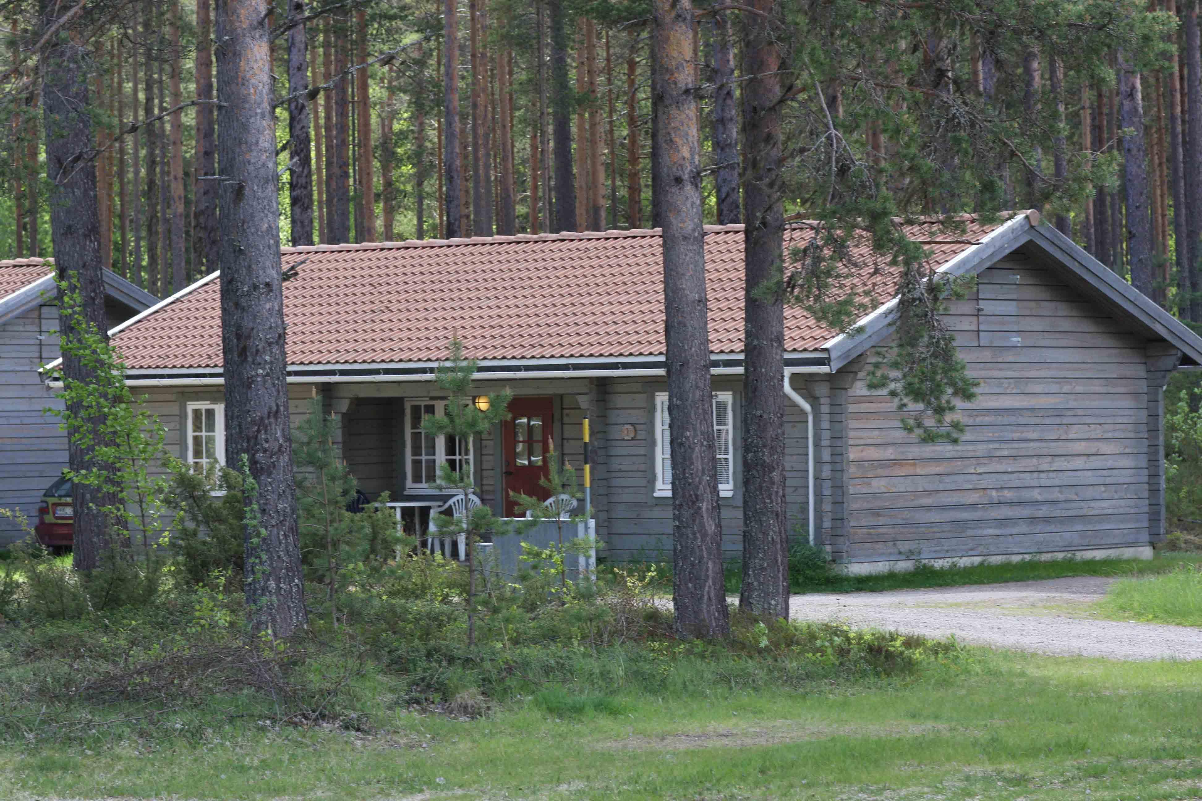 Stugbyn - Albacken Jakt & Fiske