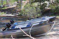 Båtuthyrning - Albacken Jakt & Fiske