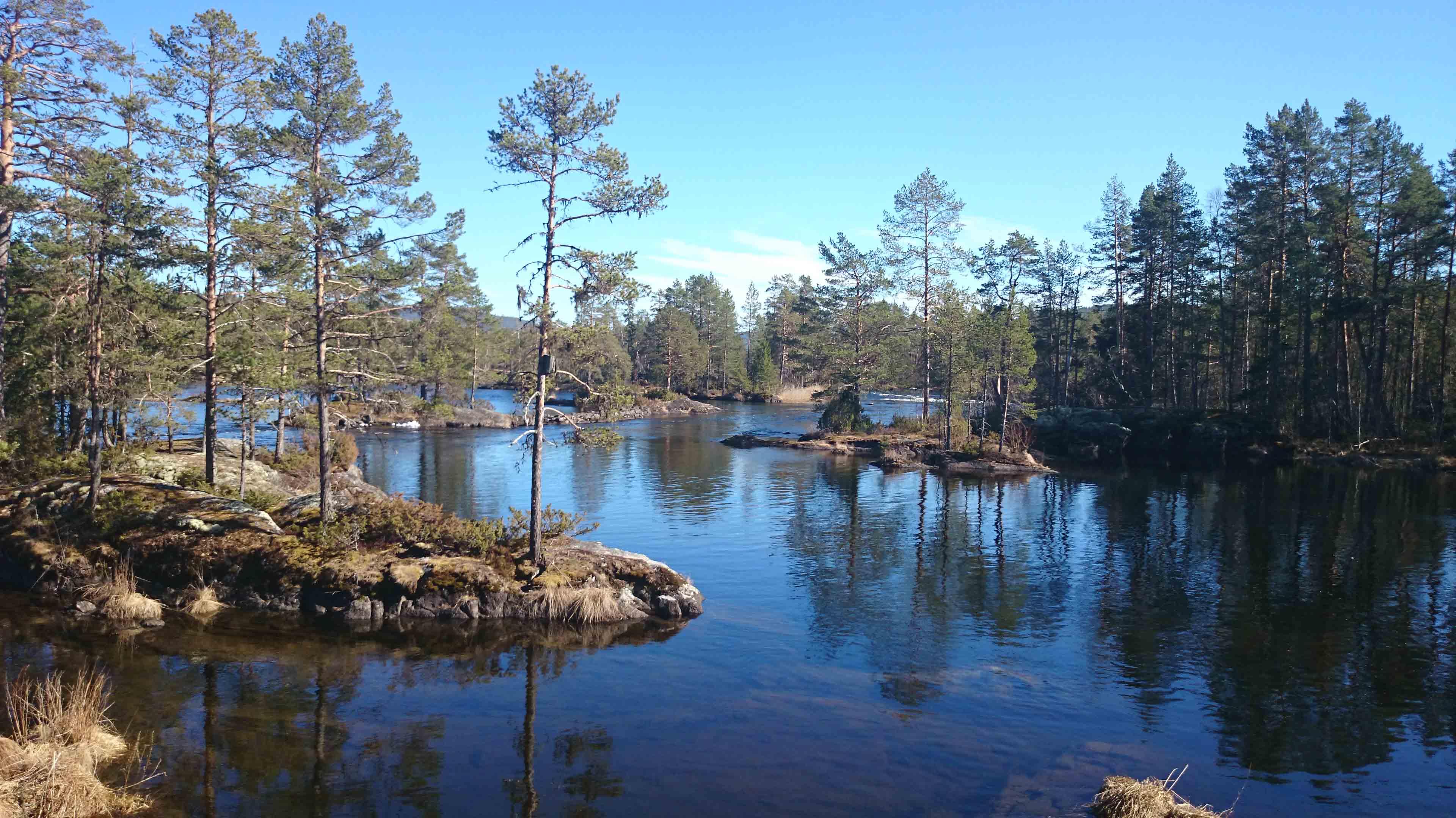 Båthällströmmen - Gimån - Albacken