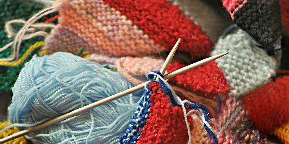 Knitting Classes - Beginner