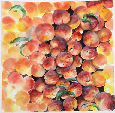 Color My Peach (2018)