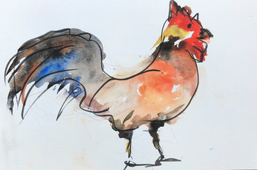 Mod Rooster (2019)