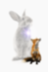 Rabbit and fox Photofox3.png