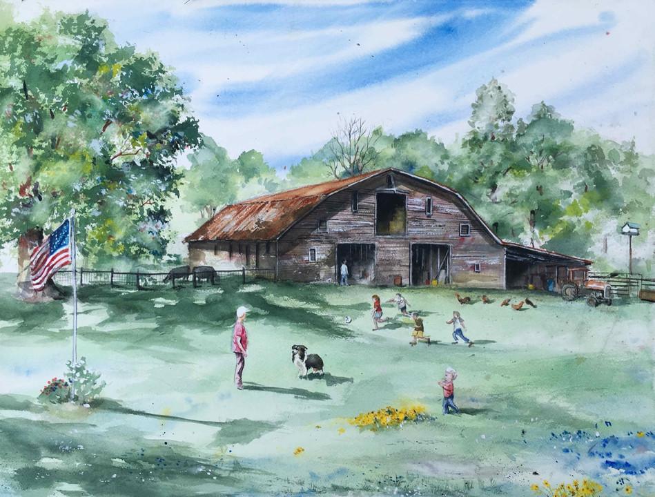 Pardue Barn