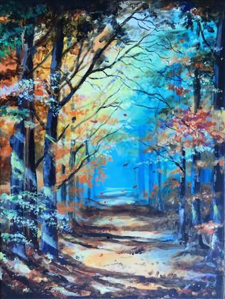 Path to Autumn (2019)
