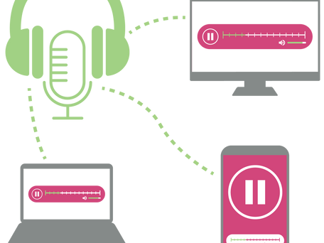 How to make a podcast that generates research impact in 10 easy (and free) steps