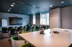Training room, The Hub