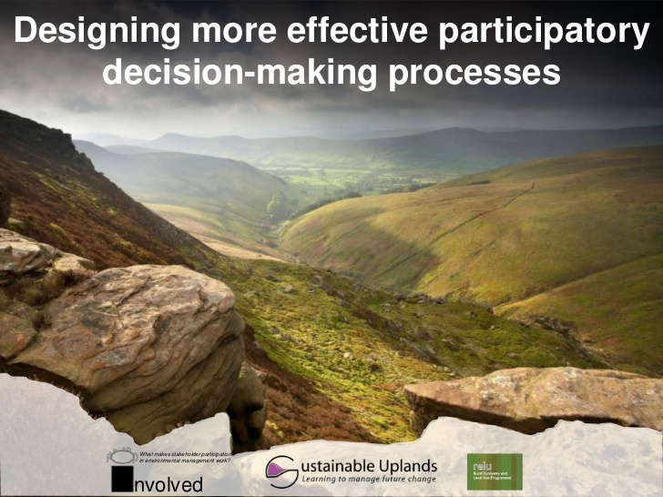 Participatory Decision-Making