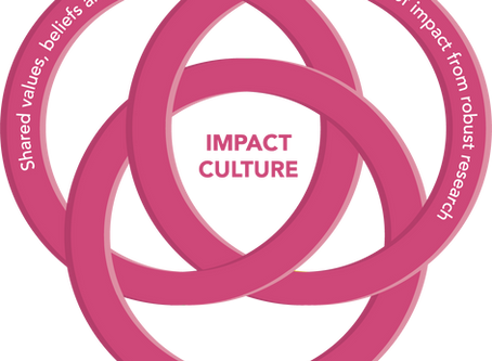 How to create a positive research impact culture in your group