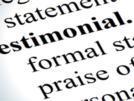 How to conduct a testimonial interview to corroborate the impact of your research