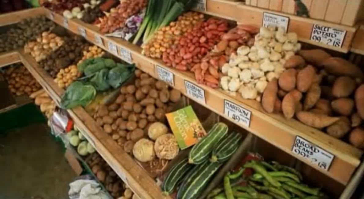 Improving UK Food Security