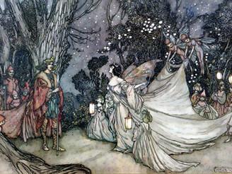 Arthur Rackham the Fairy's illustrator!