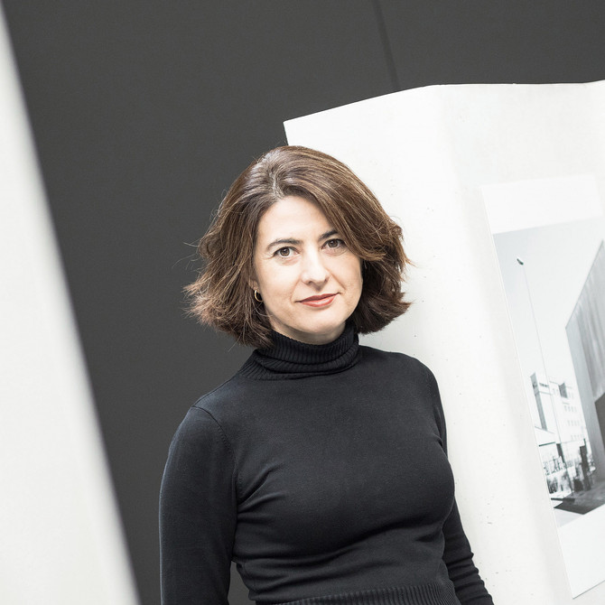 Elisa Valero winner of the SWISS ARCHITECTURAL AWARD 2018