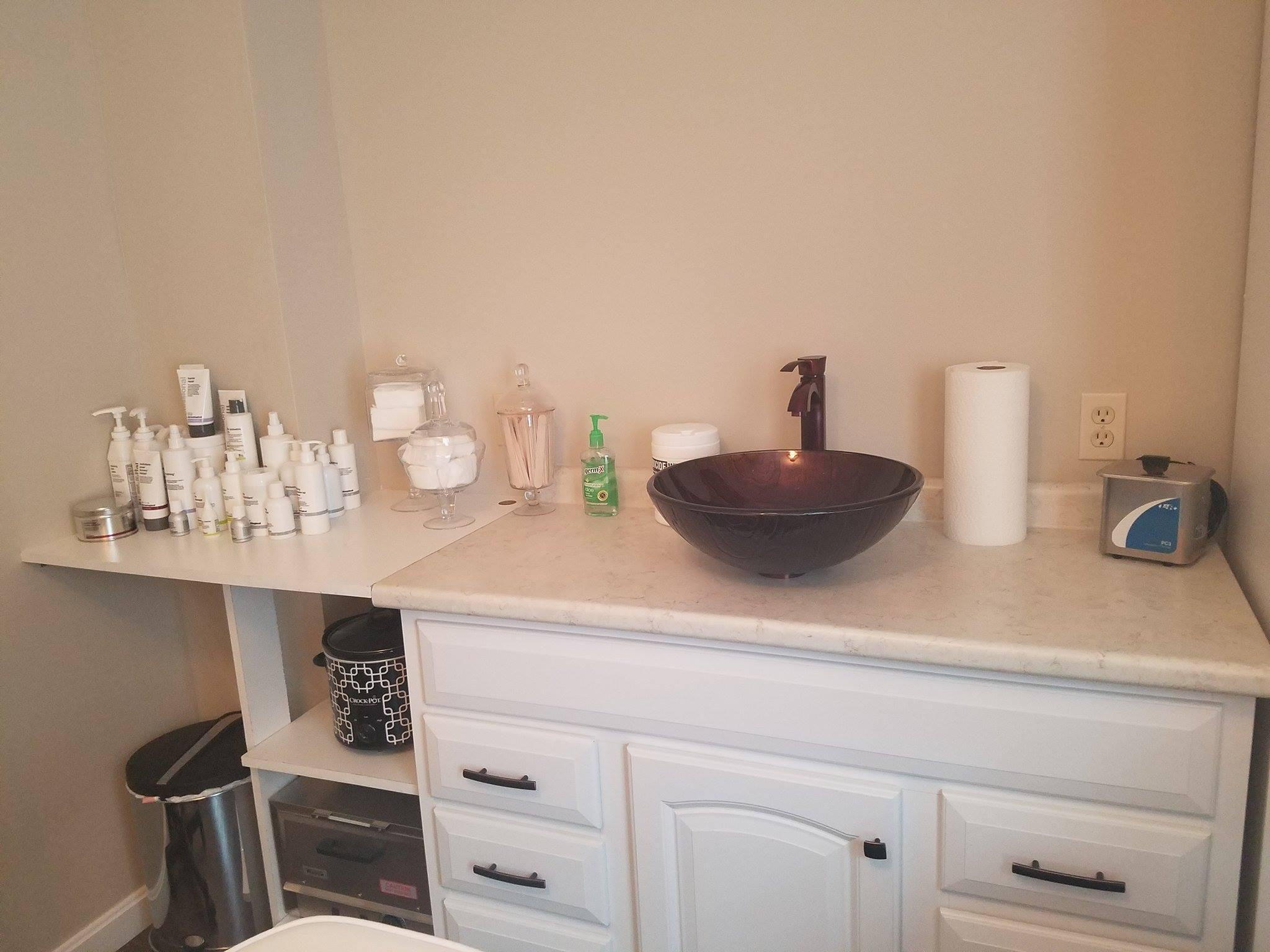 Revive Salon & Spa Hair Removal Room