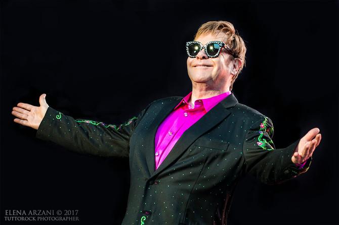 'The Sir Elton John and David Furnish Gallery' at the V&A, London