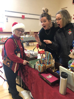 Annual Holiday Fair...treasures!