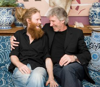 """Intervista ad Harry Waters in merito al film """"The Wall"""" del padre Roger Waters."""
