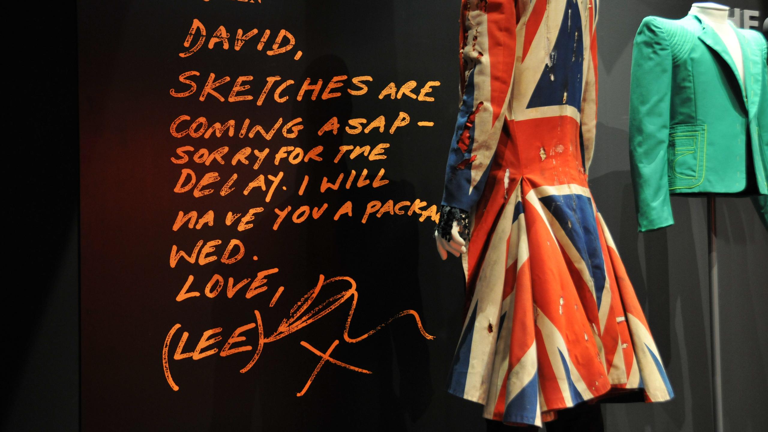 David Bowie is_MAMbo_veduta della mostra_1