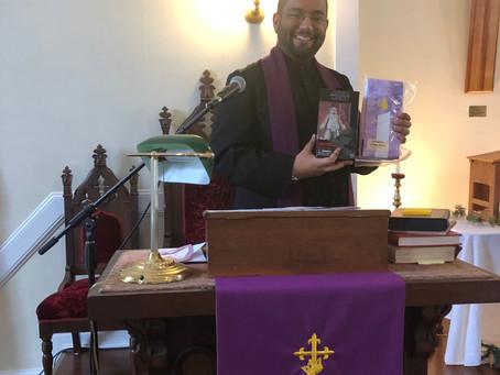 Congratulations Rev. Devon Thomas!