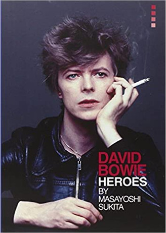 "DAVID BOWIE ""HEROES"": FOTOGRAFIE DI MASAYOSHI SUKITA"