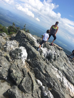 Climbing to the top of the world