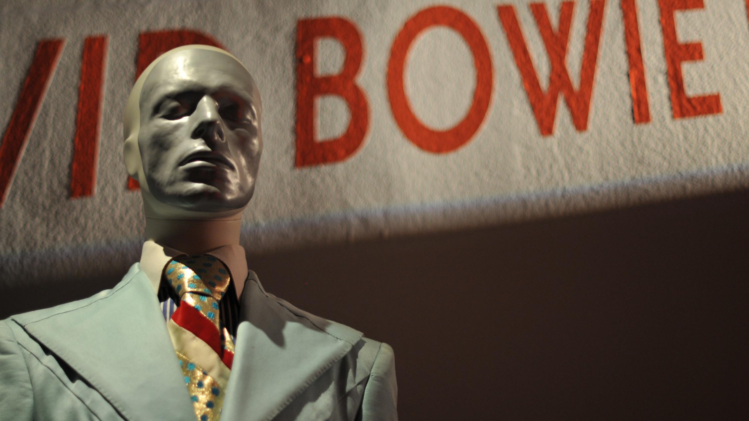 David Bowie is_MAMbo_veduta della mostra_7