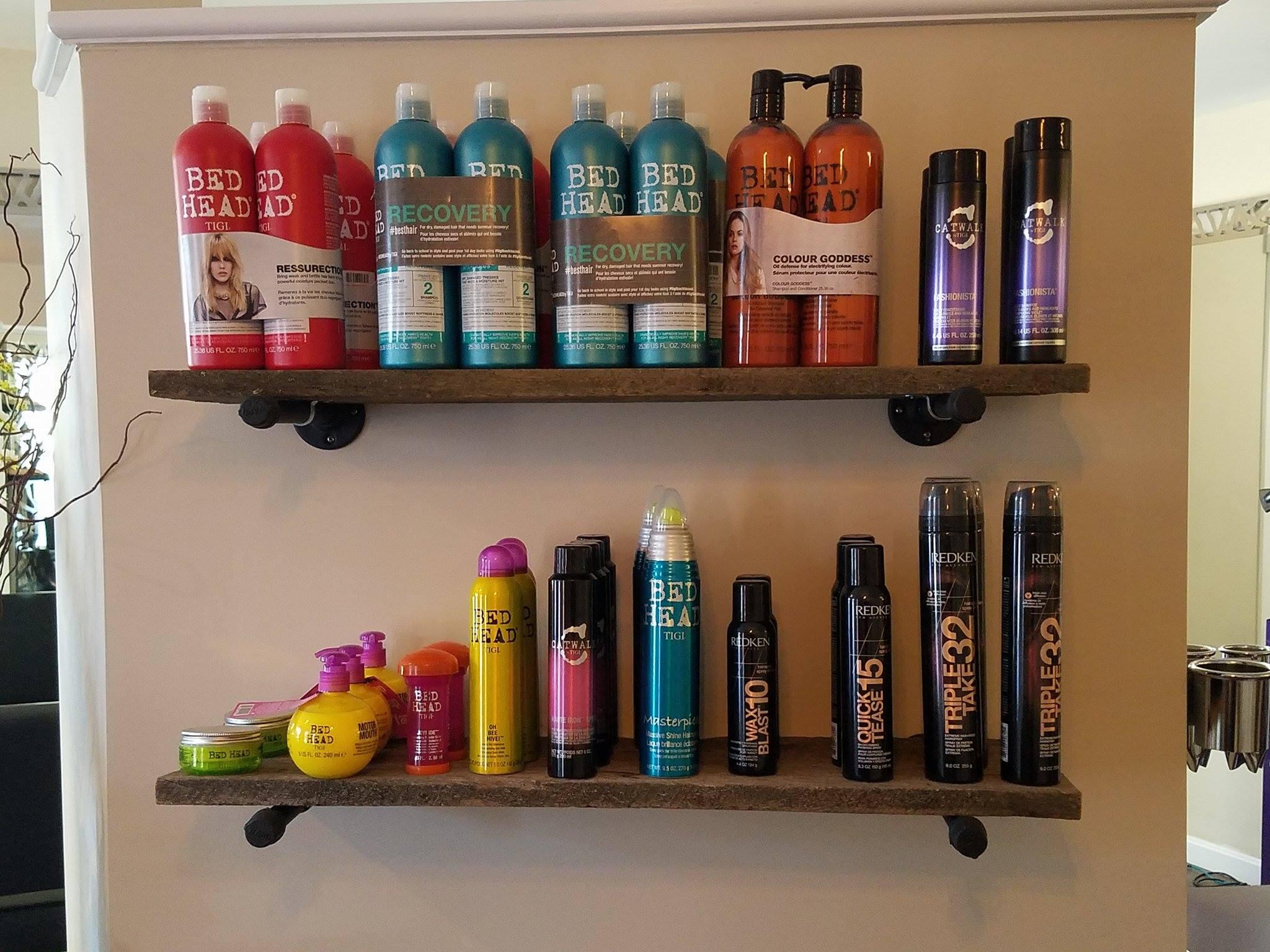 Revive Salon & Spa Products