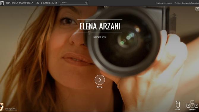 Elena Arzani artworks on Google Cultural Institute