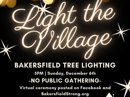2nd Annual Light the Village!