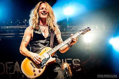 Doug Aldrich _ The Dead Daisies_#BurnItD