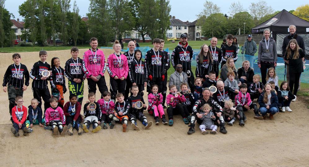 Ipswich Spring Classic competitors
