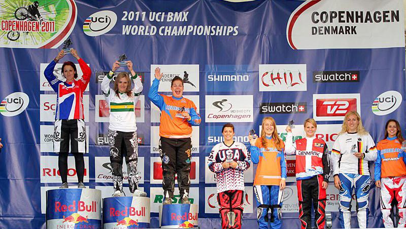Ria Goodman World Champion 2011
