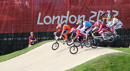 Olympics London 2012 BMX