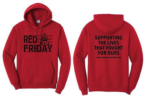 RED Friday Hoodie