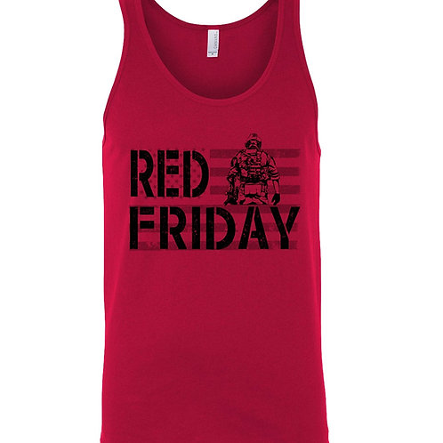 RED Friday Tank